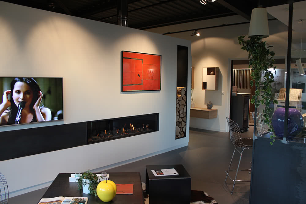 Showroom Biotteau design contemporain